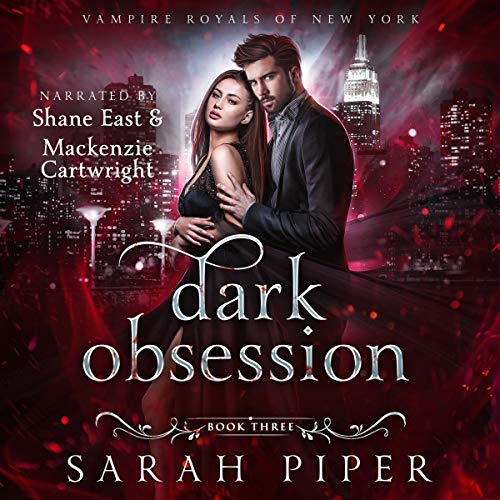 Dark Obsession: A Vampire Romance Audiobook By Sarah Piper cover art