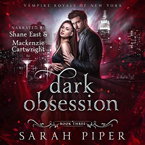 Dark Obsession: A Vampire Romance cover art