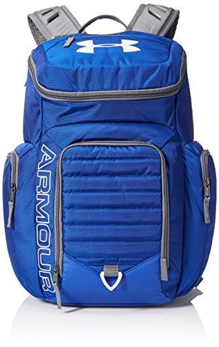 Under Armour Storm Undeniable II Backpack, Royal /White, One Size Fits All