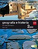 Geografía e historia. 2 ESO. Savia: Navarra, La Rioja, Baleares - Pack de 3 libros - 9788467586695