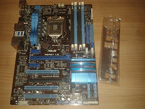 Asus P8P67 LE Rev.3.0 Mainboard Sockel 1155 Intel P67 DDR3 Speicher ATX