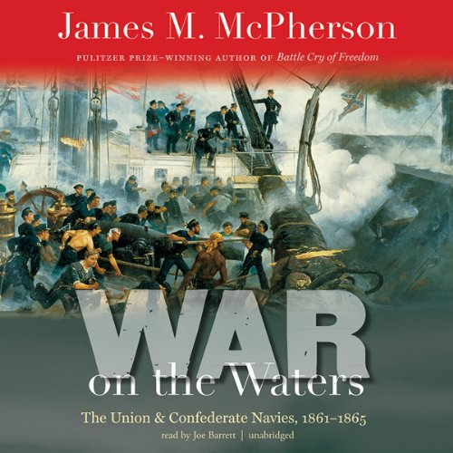 War on the Waters audiobook cover art