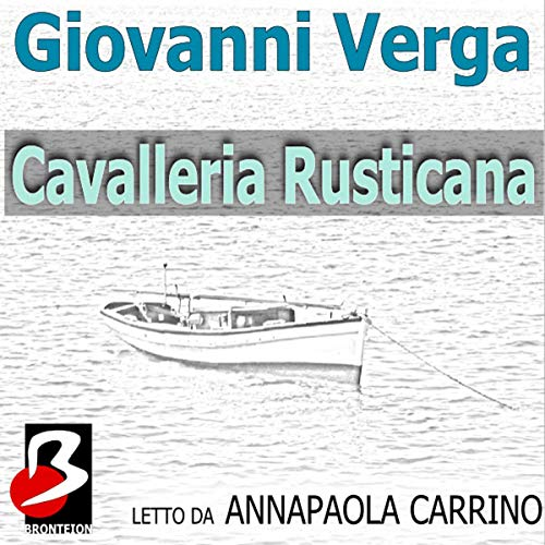 La Cavalleria rusticana audiobook cover art