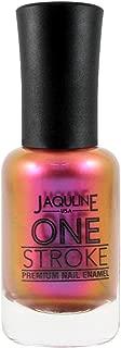 Jaquline USA One Stroke Premium Nail Enamel, Glamzilla 51, 8 ml
