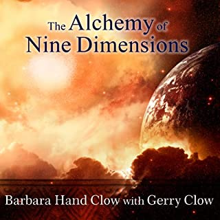 The Alchemy of Nine Dimensions audiobook cover art