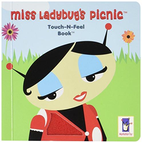 Manhattan Toy Miss Ladybug's Pini