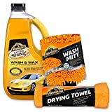 Best Car Soaps - Armor All Car Wash Kit (3 Items) Review