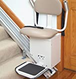 Stair Lift with Flip-Up Arms & Standard Factory Warranty...