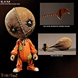 N2 1 Pack 15cm Limbs Movable Trick'r Treat Toys Horrible Pumpkin Head Sam Model Doll Dragon Ball z , Dragon Ball Super