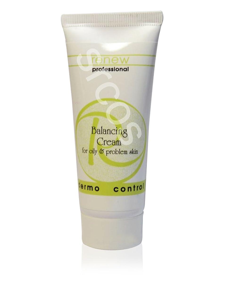 タックルごみ容赦ないRenew Dermo Control Balancing Cream 70ml