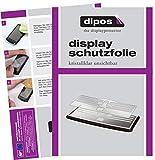 dipos 2X klare Schutzfolie kompatibel mit Philips EP5331/10 Tropfblech I Kaffeevollautomaten I...
