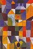 1art1 Paul Klee - Städtische Komposition Mit Gelben
