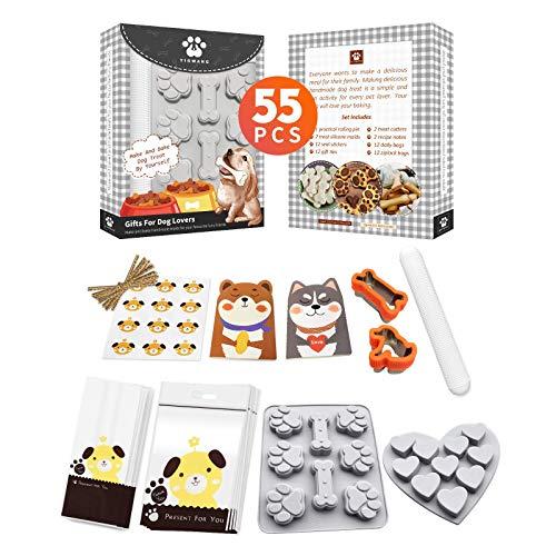 dog biscuit baking kit - 1