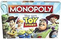 モノポリー トイストーリーボードゲーム 家族と子供用 対象年齢8歳以上