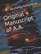 Original Manuscript of A.A.