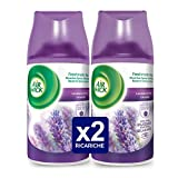 Air-Wick Freshmatic Ambientador Recambio, Lavanda - 2 Recipientes de 250 ml - Total: 500 ml