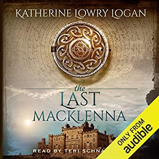 The Last MacKlenna audiobook cover art