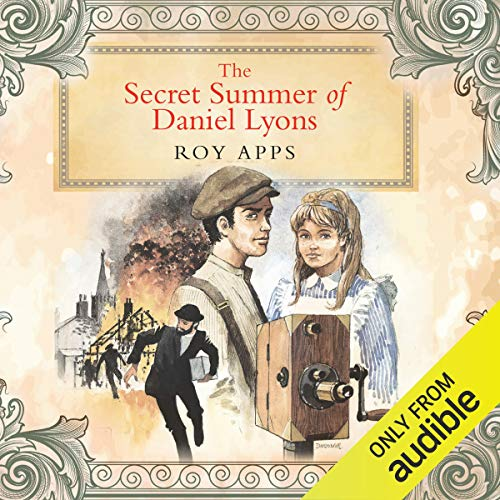 The Secret Summer of Daniel Lyons cover art