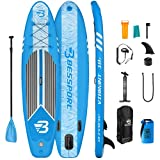 Bessport Tabla Paddle Surf Hinchable 310 & 335 cm, Stand-up...