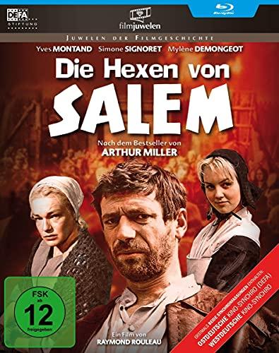 Die Hexen von Salem (Hexenjagd) (inkl. DEFA-Synchronfassung) (Filmjuwelen) [Blu-ray]