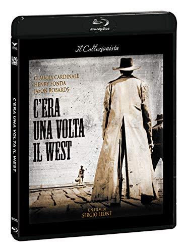 """C'Era Una Volta Il West """"Il Collezionista"""" Combo (Br+Dv)"""