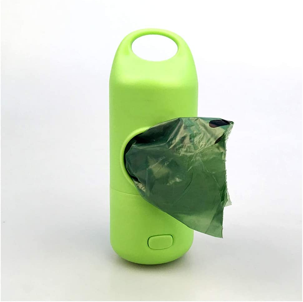 CLLX Dispenser with Nashville-Davidson Mall LED Selling and selling Lights Biodegradable Dog Poop Bags