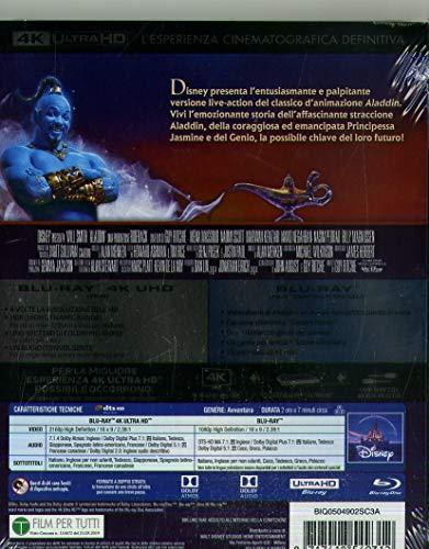 Aladdin (2 Blu Ray)