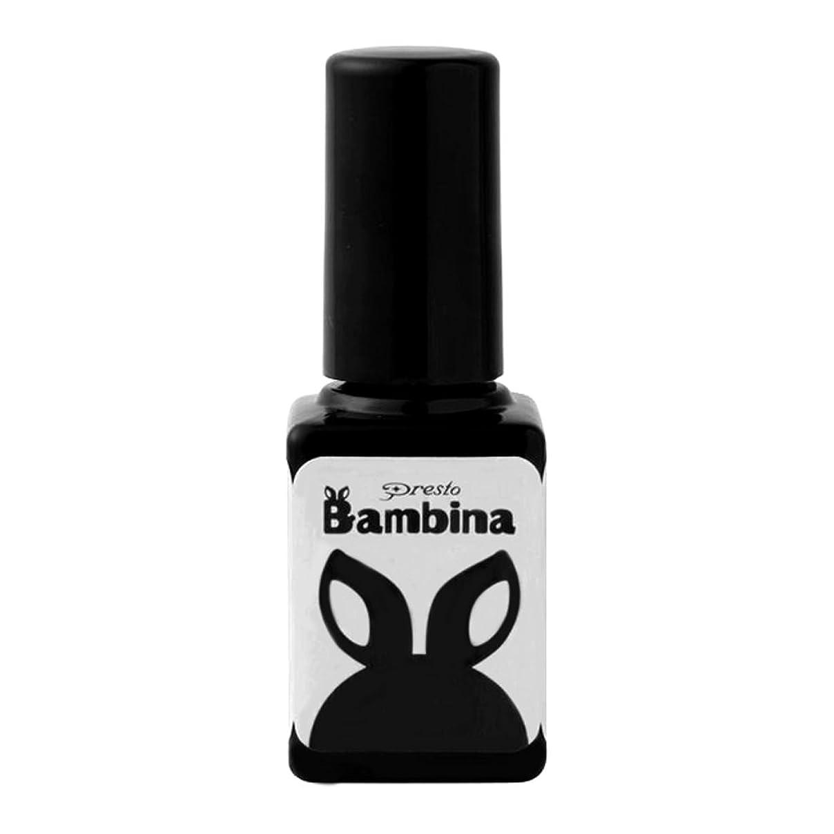 研磨対処起訴するPresto Bambina カラージェル 7g B086 UV/LED対応