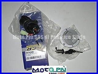 8161815 Yamaha YZF-R 125 2011 JUEGO DE CERRADURA 2 llaves