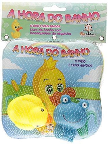 A Hora do Banho. O Pato e Seus Amigos