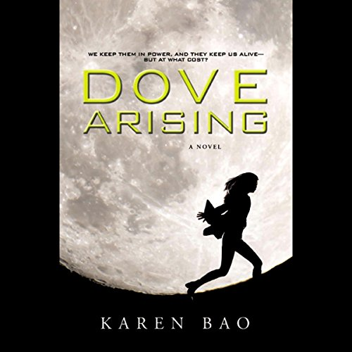 Dove Arising audiobook cover art
