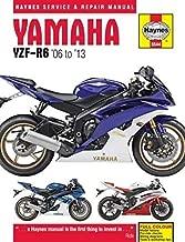 Yamaha YZF-R6 Service and Repair Manual: 2006-2012 (Haynes Service and Repair Manuals) by Tim Griffiths (2013-05-09)
