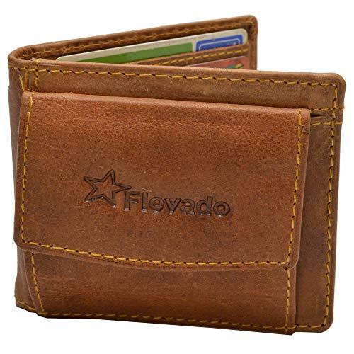 flevado - Pinza para billetes Monedero con clip de dólar Look de...