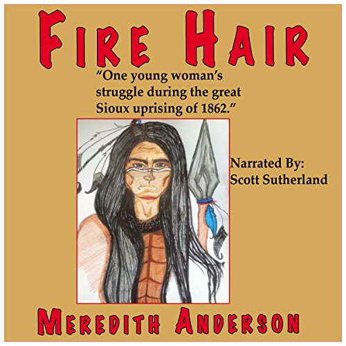 Fire Hair audiobook cover art