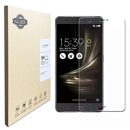 Asus Zenfone 3 Ultra ZU680KL Screen Protector 6.8 Inch, Tempered Glass Anti-Fingerprints Thin 9H Screen Hardness Screen Protector for Asus Zenfone 3 Ultra ZU680KL