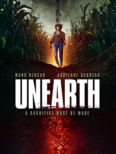 Unearth [DVD] [2021]