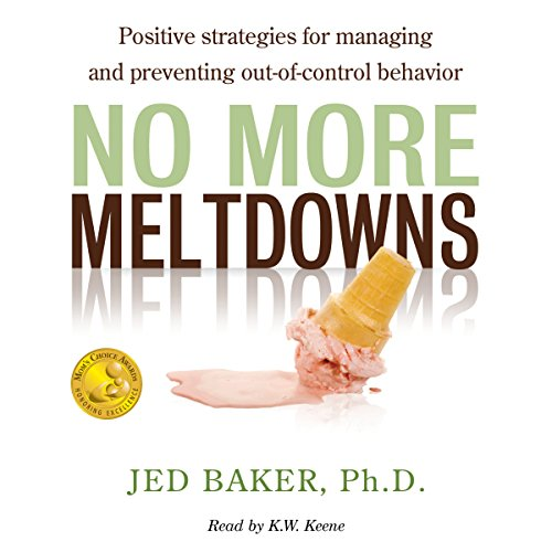 No More Meltdowns audiobook cover art