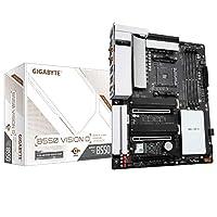 GIGABYTE B550 VISION D マザーボード ATX [AMD B550 チップセット搭載] MB4991