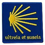 Parche / insignia ultreia et suseia®
