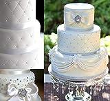 10000Stk Deko-Diamanten 6mm Farblos Absofine Diamantkristalle Transparent Kristall Dekosteine Tischdeko Diamanten Streudeko Hochzeit Dekoration - 3