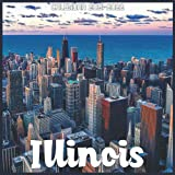 Illinois Calendar 2021-2022: April 2021 Through December 2022 Square Photo Book Monthly Planner Illinois small calendar