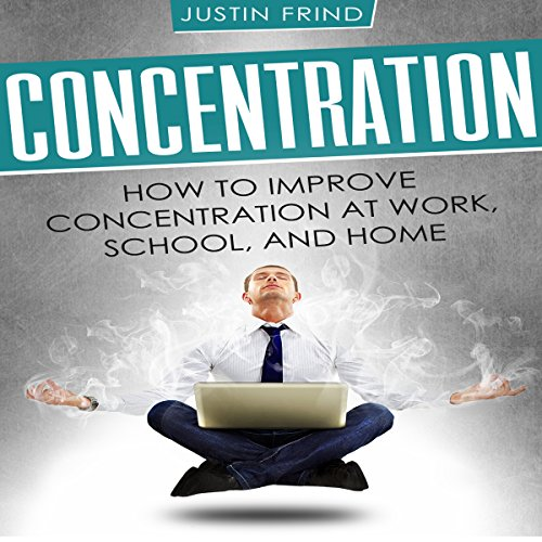 Concentration audiobook cover art