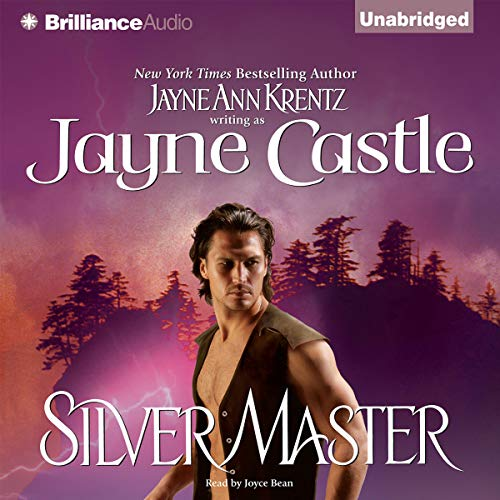 Silver Master     Harmony World, Book 5              By:                                                                                                                                 Jayne Castle                               Narrated by:                                                                                                                                 Joyce Bean                      Length: 8 hrs and 33 mins     14 ratings     Overall 4.4