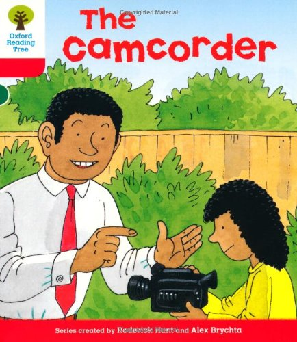 Oxford Reading Tree: Level 4: More Stories A: The Camcorderの詳細を見る