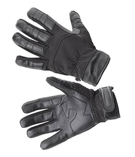 Defcon 5 Handschuhe D5-Softshell Handschuhe Thermo Schwarz XXL
