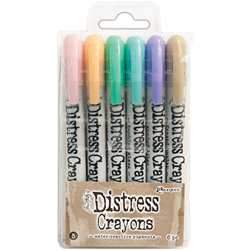 Ranger THoltz Distress Crayon Set #5