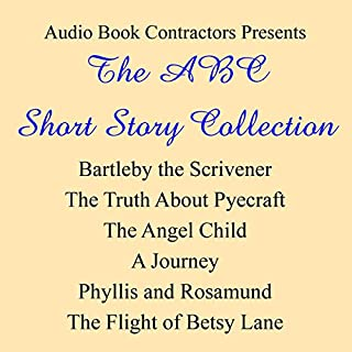The ABC Short Story Collection audiobook cover art