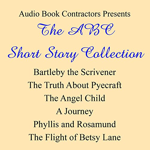 The ABC Short Story Collection  By  cover art