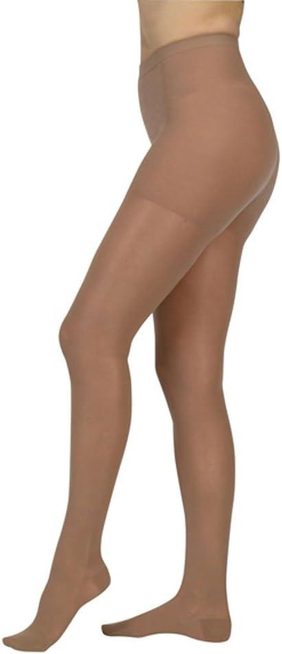 Juzo New life 2101 20-30 mmHg Popular Pantyhose-Size IV-Beige Sheer