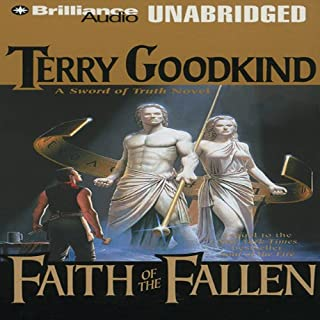 Faith of the Fallen cover art